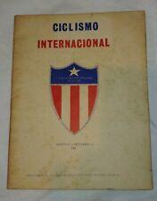 Ciclismo Internacional. Puerto Rico 1968