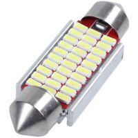 2Pcs C5W C10W 39Mm 3014 30Smd Ampoule Interieur De Voiture Canbus Led De Fe N8V7