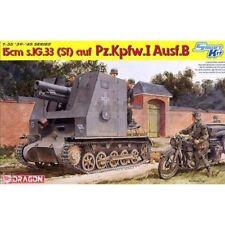Dragon 6259 15 cm. IG 33 (sf) Auf Pz. Kpfw I Ausf. B 1/35 escala kit plástico modelo