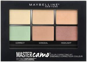 Maybelline Master Camo Color Correcting Concealer Kit 01 Light 6.5 g