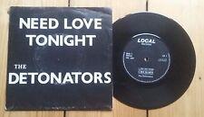 "The Detonators Need Love Tonight 7"" DIY Reggea"