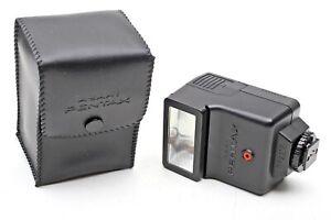 Pentax AF200S TTL Flash AF-200-S 35mm Hotshoe shoe Flash+Case++BEAUTIFUL++Tested