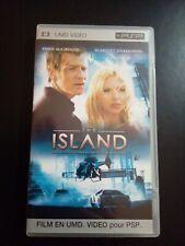 The island Umd Vidéo PSP