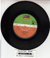 "BONEY M  Painter Man 7"" 45 rpm vinyl record NEW + juke box title strip"