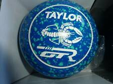 TAYLOR GTR gripped lawn bowls, size 3, WB27, AS NEW FREE POST