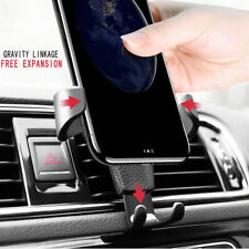 In Car Air Vent Mount Holder Cradle Stand Mobile Phone Holder Gravity GPS