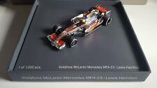 Minichamps 1:43 Mclaren MP4/23 Lewis Hamilton world champion 2008 special dealer