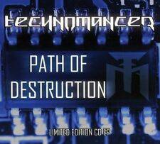 TECHNOMANCER Path Of Destruction EP CD 2013 LTD.500 APOPTYGMA BERZERK