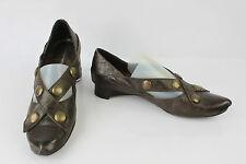 Chaussures ROSEMETAL Tout Cuir Marron T 38 TBE