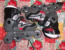 Dbx Edge - Adjustable Youth Size 3-6 Inline Skates - Roller Blades - Nice