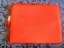Cole Haan Tech Case Tangerine Color, Padded