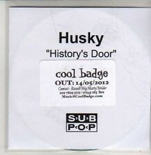 (CS561) Husky, History's Door - 2012 DJ CD