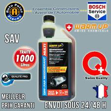 WARM Up FAP Regenerating Multi Processes 1000L Diesel Preventive