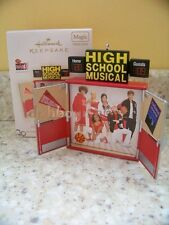 Hallmark 2009 HSM3: Senior Year Disney High School Musical Christmas Ornament