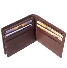 Portefeuilles , porte cartes Fait de véritable artisanat en cuir italie PF111 db