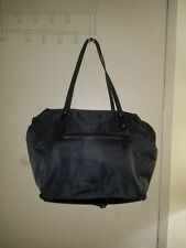 Coach Signature Black Tote / Diaper Bag