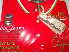 Herren Poloshirt Kurzarm mit Stickereien, Schriftzügen Abzeichen M - 6 XL  TS281