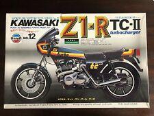 Rare ~ Union KAWASAKI Z1-R TC-II turbocharger 1/15 Model Kit