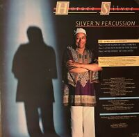 HORACE SILVER:Pre-Owned *LP**SILVER 'N PERCUSSION**BLUE NOTE BN-LA853-H