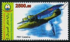 CONSOLIDATED PBY Catalina soviétique russe WW2 Flying Boat Seaplane AVION TIMBRE