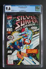 SILVER SURFER V3 #81 1st cameo TYRANT Herald of GALACTUS 1983 MCU MOVIE CGC 9.6