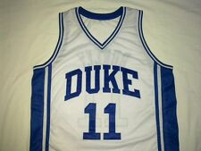 BOBBY HURLEY DUKE Blue Devils White Basketball Jersey Gift Any Size
