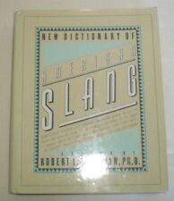 New Dictionary of American Slang (1986, Hardcover)