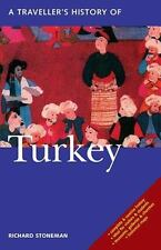 A Traveller's History of Turkey, Richard Stoneman, Good Condition, Book