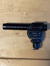 Canon Dm-100 Directional Stereo Microphone Camera Camcorder Accessories