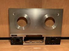 Sony TC-377 Reel to Reel Tape Recorder Upper Face Plate