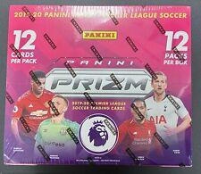 2019/20 Panini Prizm English Premier League Soccer 🔥SEALED Hobby Box 🔥