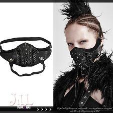 punk metal cosplay heavy rock barbarian savage melee muzzle inmate mask S182