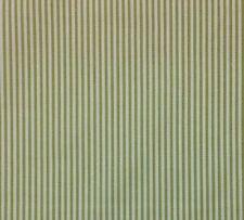 "MAGNOLIA HOME OXFORD STRIPE PASTURE BASIL GREEN MULTIUSE FABRIC BY THE YARD 54""W"