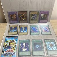 Yugioh Korean LOB holo Bundle Mint PLUS SEALED BOOSTER PACK