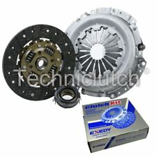 EXEDY 3 PART CLUTCH KIT FOR MITSUBISHI COLT HATCHBACK 1.5 GLXI