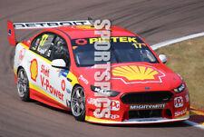 SCOTT McLAUGHLIN 2017 V8 Supercar Darwin action PHOTO 12 x 8 *NEW*