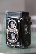 Rolleiflex Compur-Rapid Carl Zeiss 3,5 - Attention appareil à réviser.