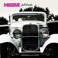 MASSIVE - FULL THROTTLE (LTD.4 BONUS TRACKS EDITION)  CD NEW+