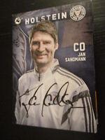 59760 Jan Sandmann Holstein Kiel 15-16 original signierte Autogrammkarte