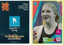 PANINI LONDON 2012 SUPER FOIL AND GLITTER CARDS PICK WHAT YOU NEED