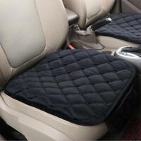 Plush Car Front Seat Cushion Covers Chair Protector Car Seat Pad Mat Non-slip