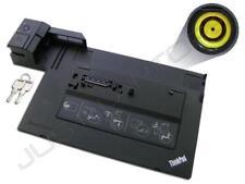 IBM Lenovo ThinkPad T410 USB 2.0 Estación de acoplamiento con / TECLAS PARA 3.0