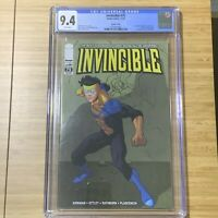 Invincible 75 Ryan Ottley Variant #1 Homage CGC 9.4 Near Mint High Grade Amazon