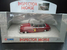 MIB SUPER RARE JAGUAR CAR FROM INSPECTOR MORSE LIMITED EDITION OF 87 WORLDWIDE..