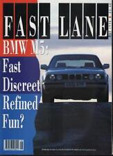 FAST LANE MAGAZINE - May 1990