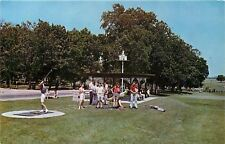 Mahomet Illinois~Lake of the Woods Golf Course~Tee One Golfers~3 Story Birdhouse