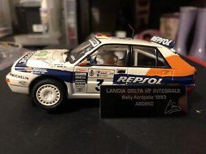 Scx Lancia Delta Intetgralle Altaya Repsol No3 Rally Acropollis