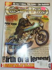 Classic Bike Magazine Piper Kwak & Ducati 916 May 1997 012115R2