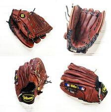 "WILSON A1810 PRO 4 RHT Leather Dual Hinge League Youth Baseball Glove 10 1/2"""