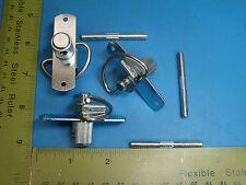 Panel Latch, 11-30ZN, Also Part for Wheel Horse D-160, D-180, D-200, 2 Pcs